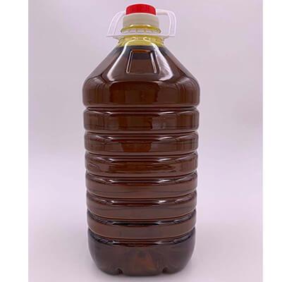 农家菜籽油 无添加剂纯天然 5L