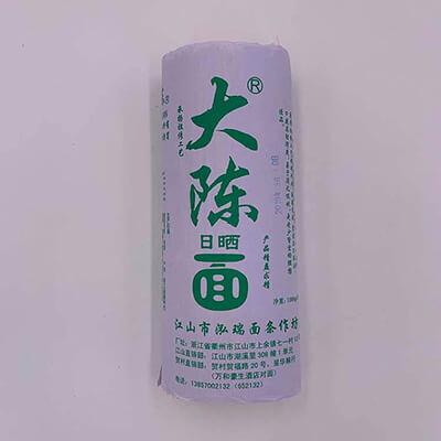 江山大陈面 日晒面 1kg/扎